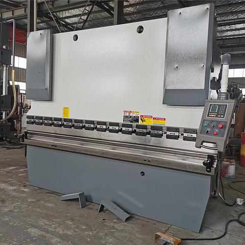 WC67Y-250T/3200 hydraulic bending press machine with E21