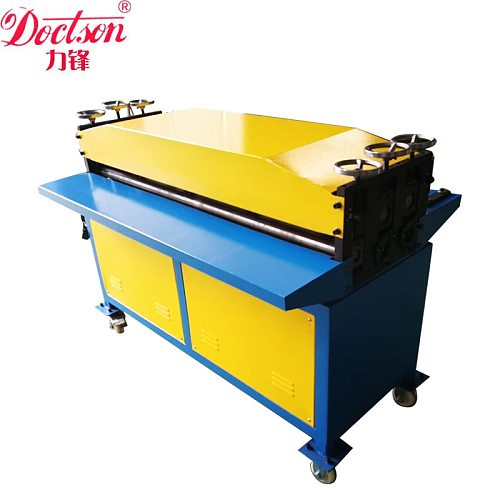 Duct five lines beading machine leveling beading machine roll type multi-line beading machine