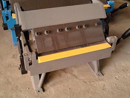 W-305 pan and box brake bending machine folder machinery tools