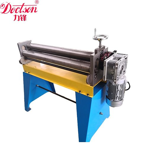 W11G-1.2x1500 metal rolling machine Best Quality 3 Roll Bending Machine price
