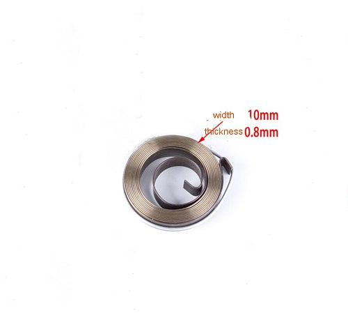 Z516 Bench Drill Accessories Bench Drill Spring And Spring Seat Spring cover  Spring Assembly