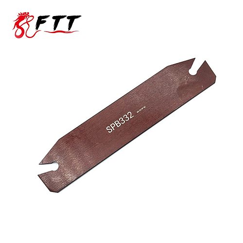 SPB332 (SPB32-3)  Indexable Parting Blade 32mm SPB 32-3 Part Blade Lathe Machine Parting tool for SP300 Turning tool