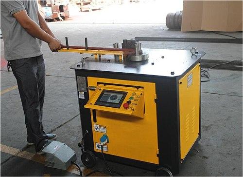 Digital Steel Bar Stirrup Bender  DSW-18, Rebar Steel Bender Bending Machine