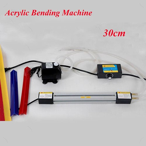 30cm Hot Bending Machine Organic Plates Acrylic Bender Plastic Plates PVC Board Bending Device