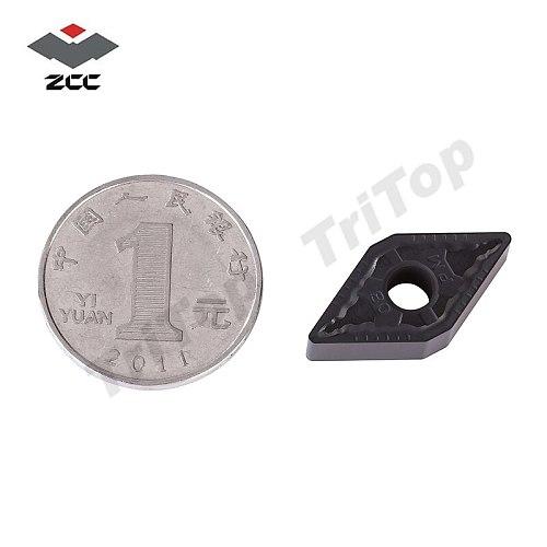 ZCC.CT DNMG150608-PM  YBC252 YBC152 YBD152  YBD252 Carbide Inserts for Turning Machining DNMG150608 turning plate  DNMG