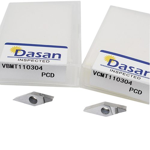 1pc VBMT110304 VCGT110301 VBGT110302 VCMT110308 PCD CBN Turning Inserts CNC Diamond Lathe Cutter Blade Tool for SVJCR Holder