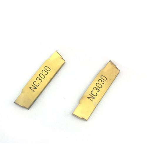 10PCS MGMN300 M NC3020/ NC3030/ PC9030 grooving carbide inserts 3mm MNMG300  lathe cutter turning tool