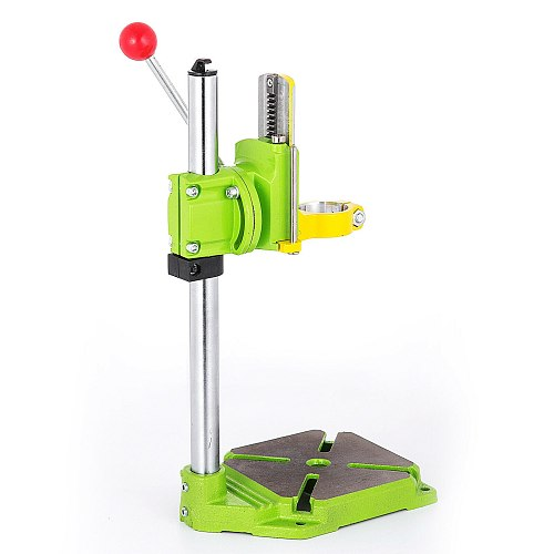 VEVOR Floor Drill Press Stand 90 Degrees Rotary Drill Stand Holder 60mm Work Travel Repair Tool Clamp