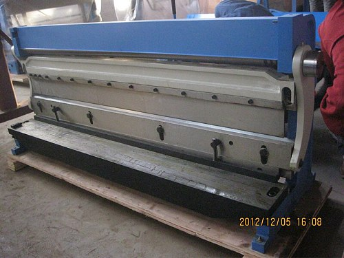 3-in-1/1320 combination of shear brake roll machine Multi-function machinery tools