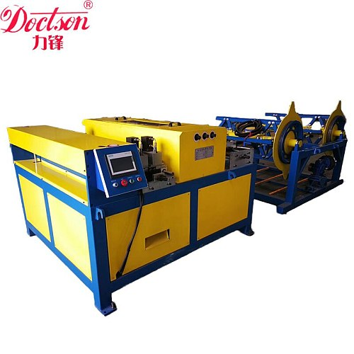 Auto Duct Line 3, Ducting equipment or  machines, machines for ducts, Manufacturing Auto Line, Duct production line