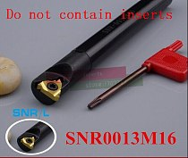 SNR0013M16, 16MM thread turning tool Factory outlets,The preferred products of high quality and high efficiency