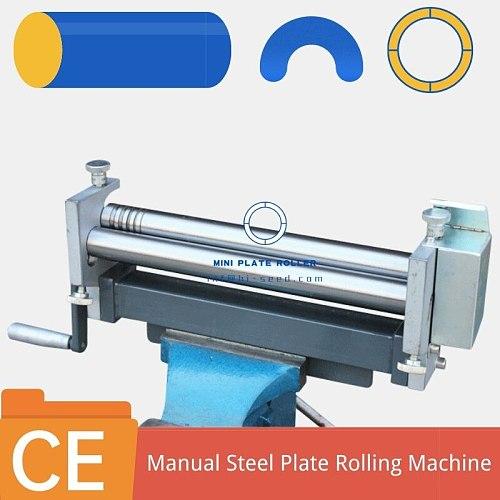 Manual stainless Steel sheet Rolling Machine
