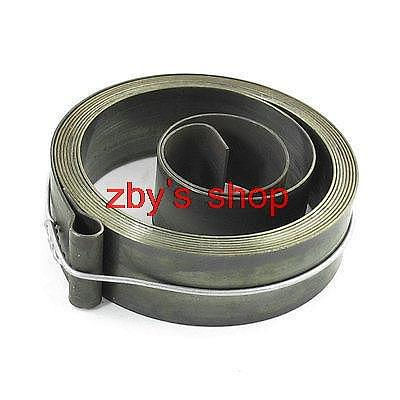 16  Metal Drill Press Quill Feed Return Coil Spring Assembly 70mm