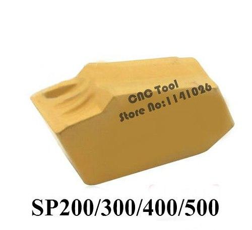 Free Shipping 10PCS Single Slot Blade SP200 SP300 SP400 SP500 alternative NC3020 NC3030 CNC Tool Cutting blade inserts,SPB26/32