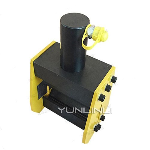 Manual 90 Degree Hydraulic Bending Machine Small Size Hydraulic Bus Copper And Aluminum Row Bending Machine CB-200D