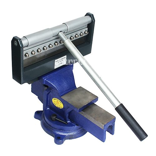 FP30 Manual Bending Machine Metal Bending Machine Folding Machine Bending Tool Iron Plate Aluminum Plate Bending Machine 300mm