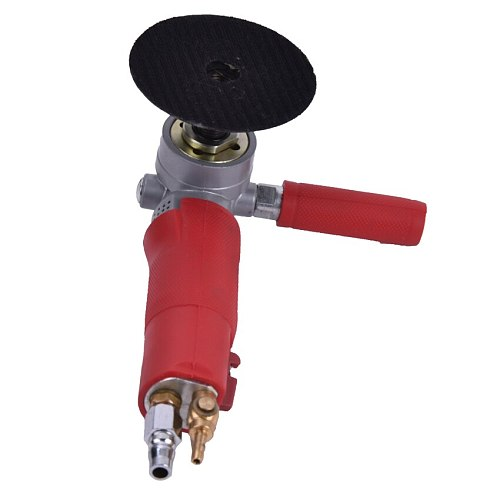 Water-fed type 4 inch pneumatic Polisher Angle Grinder tool  Air Sander Water Wet Sander 4300rpm