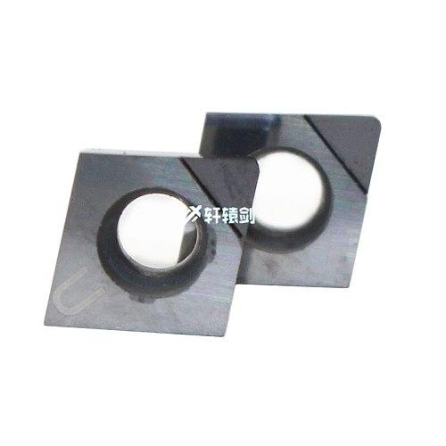 2Pcs CCGT060202 CCGT060204 CCGT09T302 CCGT09T304 CCGT09T308 PCD CBN Diamond Inserts Blade Internal Turning Tool Lathe  Tool  CNC