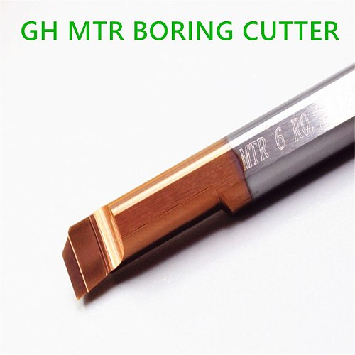 Boring tool Small hole turning lathe tools bar Thread Machining metal bore Tungsten Carbide Alloy cutter for steel iron yg6