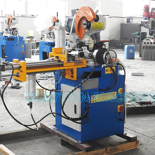 Automatic pipe cutter machine steel automatic cutting machine stainless steel tube cutting machine high quality lower price