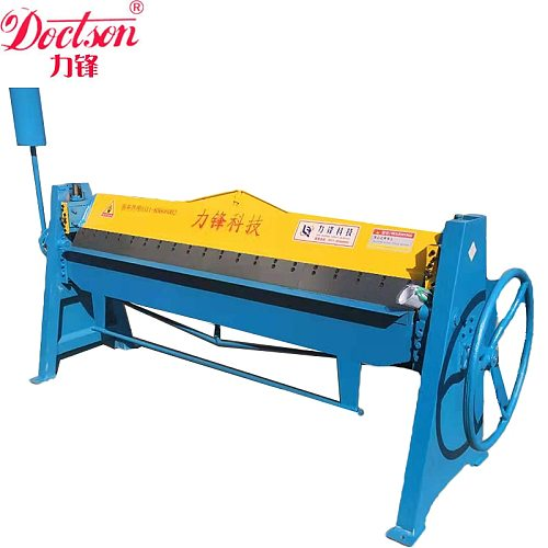 Direct Factory Price top sell hand bending machine,A thin iron plate bending machine for a wind pipe