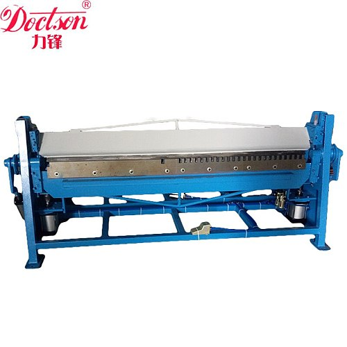 Sheet metal folding machines,  Manual/TDF sheet metal bending machine,Small flange plate bending machine