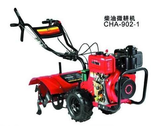 CHA-902-1  diesel engine tiller machine