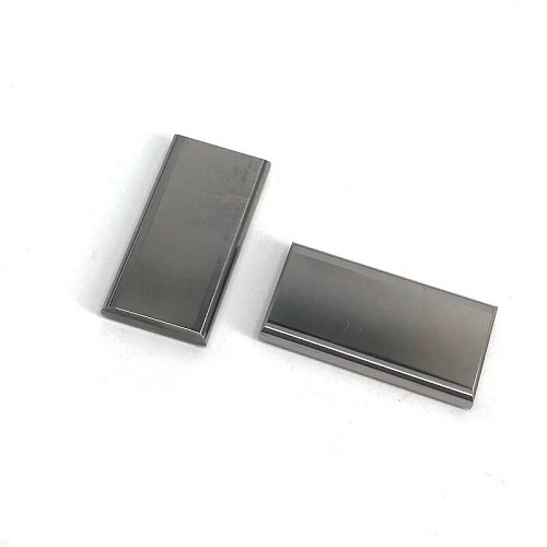 A+ Sodick Power Feed Contact S010 Tungsten Carbide 40*19.9*4.9mm for Sodick Machine Parts