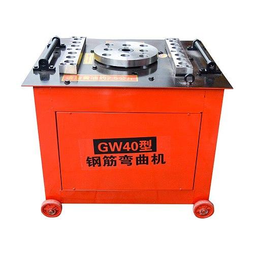 Steel Bar Bending Machine Round Steel Bar Bender Gear Bending Machine for Construction Machinery