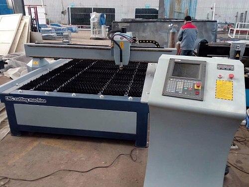 LXP1325 industrial cnc plasma cutting machine for metal 200A