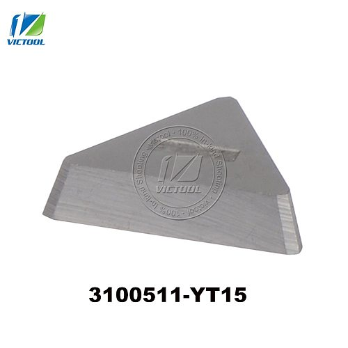 10 pcs/lot 3100511 YT15 tungsten Triangle indexable Carbide inserts  High quality for CNC Milling Machine