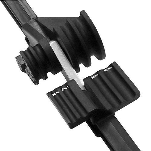 5mm 6mm 8mm 10mm 3/16in 1/4in 5/16in 3/8in Pipe Bending Tool Heavy Duty Tube Bender Tubing Bender Pliers