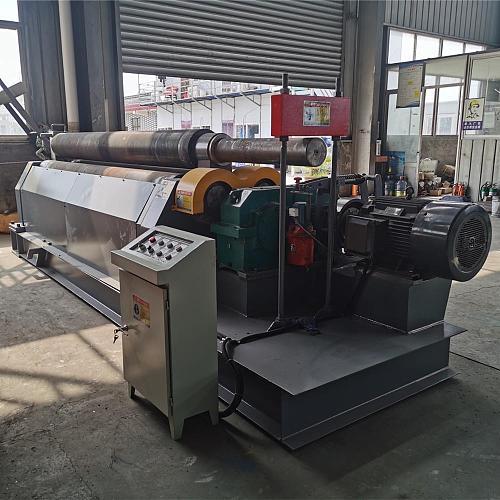 3000*12mm electric metal sheet slip roll machine rolling machinery tools