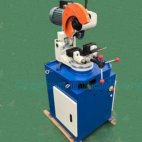 manual electric pipe cutting machine pipe cutter tube cutter,metal cutting machine MC-275A