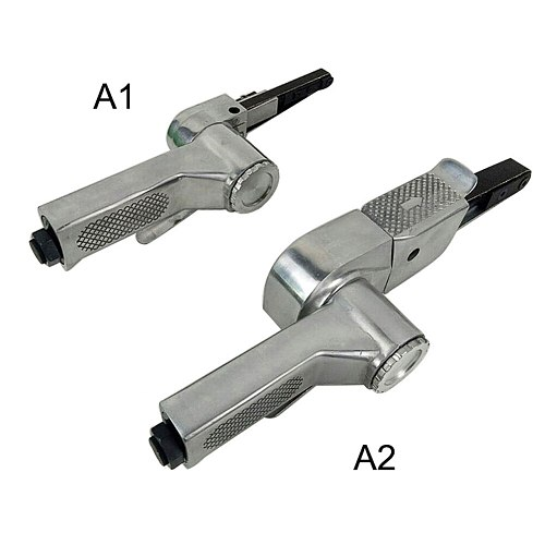 3/8  Air Belt Sander Air Angle Grinding Machine Sanding Machine with Sanding Belts for Air Compressor Sanding new