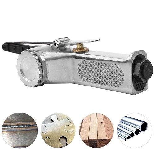 New Hot Sale Practical 10 x 330mm 16000rmp Air Belt Sander Pneumatic Machine for Grinding Polishing Pneumatic Tools