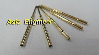 50Pcs R75-3W Test Probe Pogo Pin Receptacle fit P75 Series
