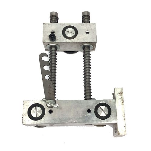 WEDM Molybdenum Wire Tightness Regulator Three Guide Wheel Type for CNC Wire Cut Machine