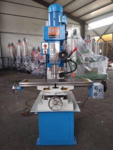 ZX50C Vertical Drilling Machine, Multi-Functional Small Drilling And Milling Machine
