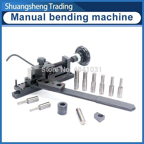 SIEG Bending machine/Update Bend machine/Manual Bender/S/N:20012 Generation PLUS bending machine