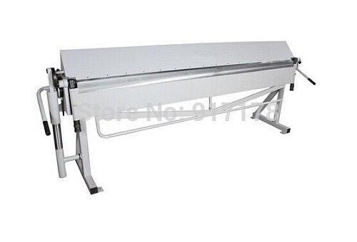 WF3000*1.0mm hand brake sheet metal brakes bending folding machinery tools