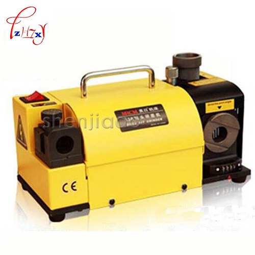 180W MRCM Drill Bit Sharpener 110V/220V Portable Angle Grinder Disc Universal Normal Grinding Machine MR-13A Bit Sharpening Tool