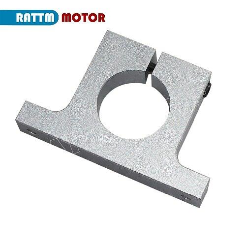 43mm Euro Aluminium Neck Spindle Mount Bracket Clamp Spindle Motor Holder