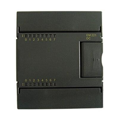 EM221-C8 Compatible  S7-200 6ES7221-1BF22-0XA0  6ES7 221-1BF22-0XA0  PLC Module DC 24V  8 DI