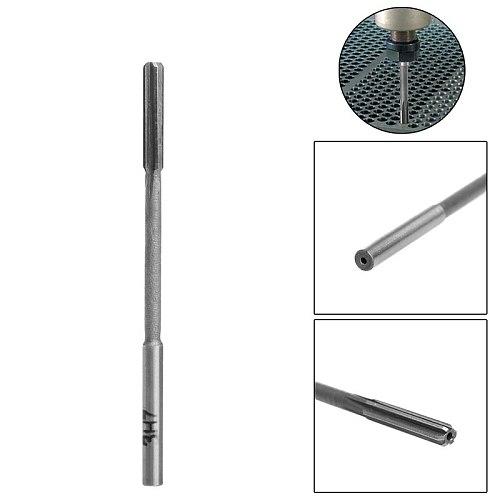 3mm HSS Straight Shank Chucking Reamer Machine Reamer Milling Cutter Tool