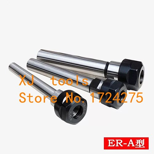 Collet Chuck Holder C8 C10 C12 C16 C20 C25 for ER8 ER11 ER16 ER20 Collet 100L 150 200 Extension Straight Shank ER11A ER16A ER20A