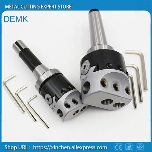 New F1-18 3 inches boring head+MTB4  After the thread M16 spindle,of high-precision boring knife,for milling machine CNC
