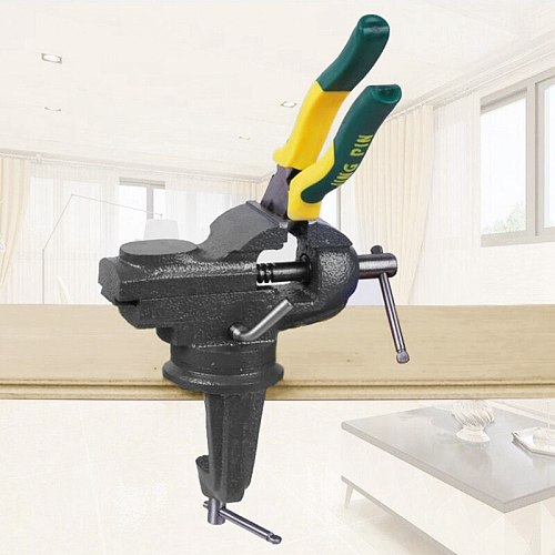 50mm Heavy Table Vise Bench Vice Universal Vise Desktop Vise