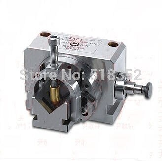 EPT-704 Precision Sine Vises Sealed Indexing Fixture Device SUS440 Stainless Steel Vice Jig Tools for EDM Wire Cutting Machine
