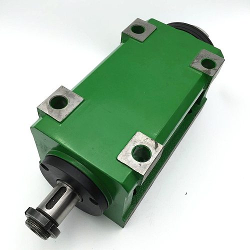 3000W 3KW 4hp Power Head Power Unit Machine Tool Spindle 3000RPM for CNC Cutting/Drilling Machine